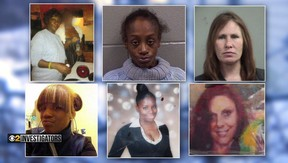 Victims of a serial killer in Chicago? The dead.