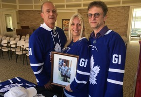 Don Zacharopoulos, Melissa Jinargyos and Mark Jaeckle pay tribute to their uncle Andy Mastoris — the legendary Gate One usher who passed away on April 8