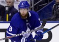 Maple Leafs defenceman Jake Muzzin won a Stanley Cup with the Los Angeles Kings in 2014. (Frank Gunn/The Canadian Press)