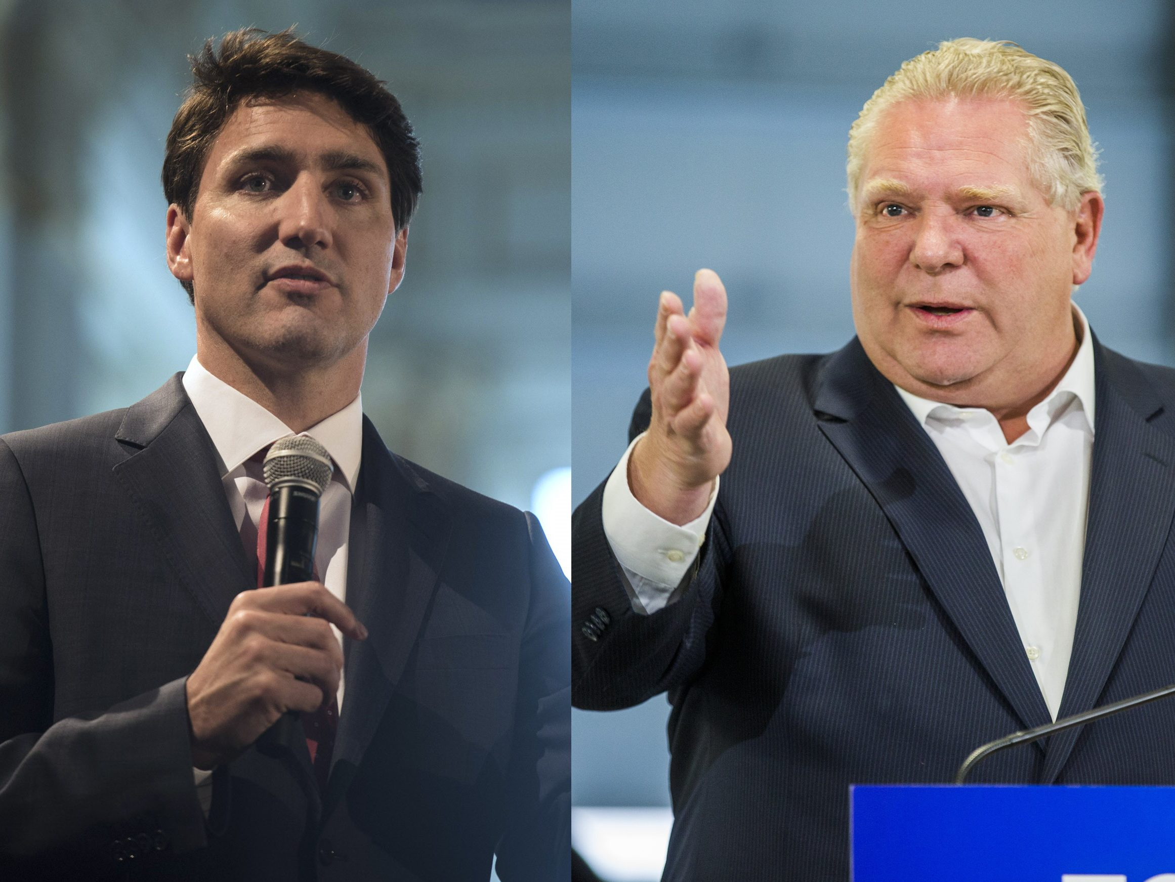 LILLEY: Ford right, Trudeau wrong on border restrictions issue