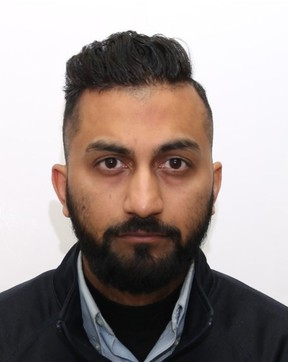 Uber driver Taneem Aziz, 36, of Mississauga, was arrested and charged with two counts of sexual assault. (Toronto Police handout)