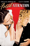 Fatal Attraction movie poster.