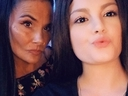 Tori Marsbergen, right, with her mother Tammy, was found murdered in a Mexican cemetery.