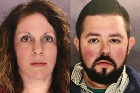 Teachers Nicodemo Baggetta and his wife Ruth Ann Baggetta were convicted of sexually exploiting an underage student.