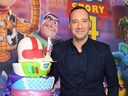 Tony Hale at the Canadian premiere of Toy Story 4 at the Scotiabank Theatre in Toronto.