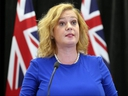 Ontario MPP Lisa MacLeod is the Minister of Tourism, Culture and Sport.
