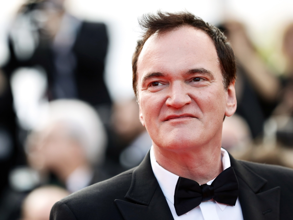 Quentin Tarantino penning novel about WWII vet