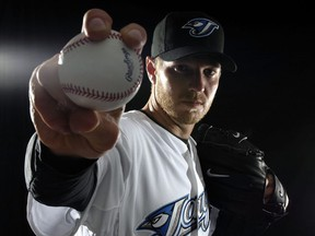 Former Blue Jays great Roy Halladay will be inducted into the Baseball Hall of Fame on Sunday. GETTY IMAGES FILE