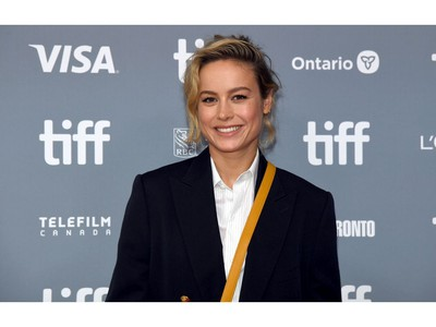 Brie Larson attends the