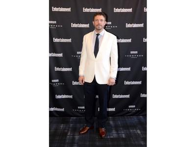 Nick Basta attends Entertainment Weekly's Must List Party at the Toronto International Film Festival 2019 at the Thompson Hotel on Sept. 7, 2019 in Toronto.