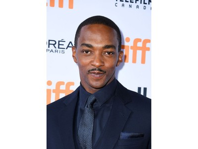 Anthony Mackie attends the Special Screening Presentation of