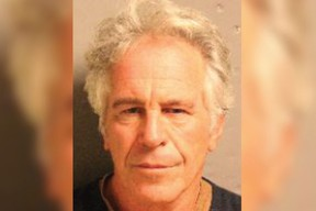 Not one for the social pages. The last mugshot of twisted billionaire Jeffrey Epstein.