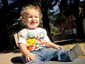 Ezekiel Stephan was 19 months old when he died on March 16, 2012. (Facebook)