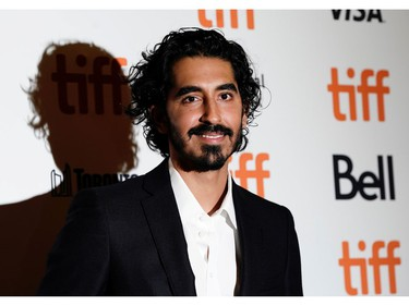 Dev Patel arrives for a special presentation of The Personal History of David Copperfield at the Toronto International Film Festival (TIFF) in Toronto, Sept. 5, 2019.