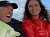 Uxbridge mother Suzana Brito, right, and American Gary Poltash are pictured in Muskoka. Both died after an Aug. 24, 2019 boating accident involving celebrity businessman Kevin O'Leary. (GoFundMe)