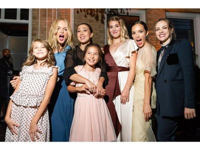Heather Graham, Sophie Nelisse and others attend Nordstrom Supper Suite's world premiere party for