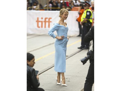 Premiere of Judy the story of screen legend Judy Garland staring RenŽe Zellweger (pictured) during the Toronto International Film Festival in Toronto on Tuesday September 10, 2019. Jack Boland/Toronto Sun/Postmedia Network
