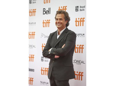 Premiere of Judy the story of screen legend Judy Garland staring RenŽe Zellweger and directed by Rupert Gold (pictured) during the Toronto International Film Festival in Toronto on Tuesday September 10, 2019. Jack Boland/Toronto Sun/Postmedia Network