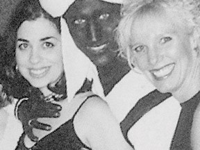 Justin Trudeau appeared in blackface in a 2001 yearbook photo from the private school West Point Grey Academy where he taught.