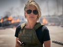 Linda Hamilton stars in Skydance Productions and Paramount Pictures' TERMINATOR: DARK FATE.