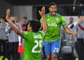 The Seattle Sounders have a huge home-field advantage. (USA TODAY SPORTS)