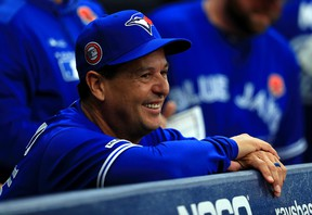 Blue Jays manager Charlie Montoyo has been in on the team's meetings in Arizona this week. (GETTY IMAGES)