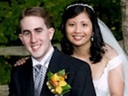 Philip Grandine poses with Anna Grandine on their wedding day in 2008.ABOUT IMAGE PHOTOGRAPHY PHOTO