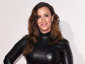 Alanis Morissette . (Jason Merritt/Getty Images)