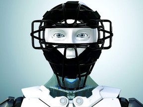 Are robot umpires on the way? SUN PHOTO ILLUSTRATION, GETTY STOCK