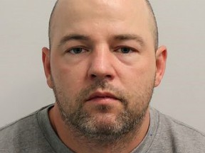 A handout photograph released by the Metropolitan Police on December 9, 2019 shows Joseph McCann in his custody photograph in London. (HANDOUT/AFP via Getty Images)