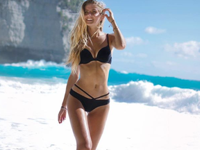 Is German track star Alica Schmidt the sexiest athlete in the world?