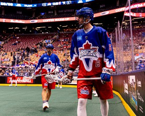 NLL veteran Dan Dawson is driven to win a championship with the Toronto Rock. (SUBMITTED PHOTO)