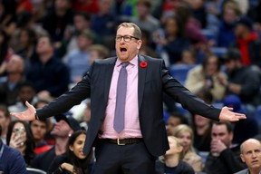 Nick Nurse and his Raptors staff will be coaching at the NBA all-star game this weekend. The Raptors hit the break with an impressive  40-15 record. USA TODAY Sports