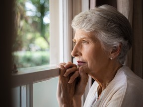 Some 99% of long-term care (LTC) and retirement home residents have been vaccinated with both doses, and yet they're still locked into facilities -- not free to even venture outdoors with the nice weather.