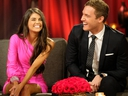 Madison Prewett and Peter Weber seen on this week's episode of The Bachelor. (ABC)