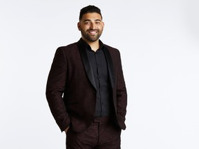 Nico Vera self-evicted himself from the Big Brother Canada house. (Corus Entertainment)