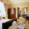 The honeymoon suite at the historic Dunbrody House in County Wexford, Ireland. (Dunbrody House)