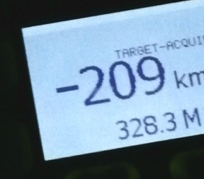 A driver was recently caught going 209 km/h as incidents of street racing have picked up.
