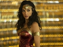 Gal Gadot as Wonder Woman in a scene from Wonder Woman 1984 opening Aug. 14, 2020.