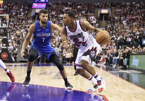 Kyle Lowry and the Toronto Raptors will be back in Orlando, Fla., for the resumption of play in the NBA, provided the players give the green light to the plan approved 29-1 Thursday by the teams.
