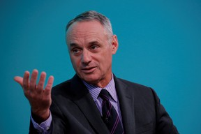 Rob Manfred, commissioner of Major League Baseball and the MLBPA appear to be coming close to an agreement to play ball later this summer.