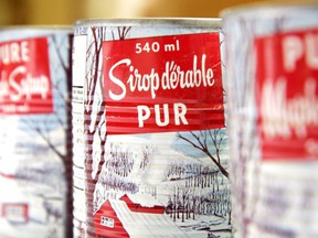 Quebec celebrates a record-breaking maple syrup harvest despite pandemic woes.