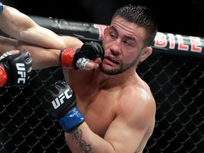MMA fighter Pedro Munhoz has reportedly tested positive for COVID-19.