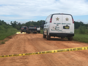Polk County authorities are investigating a triple-murder in Florida.