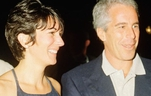 The fun couple. Jeffrey Epstein and his alleged