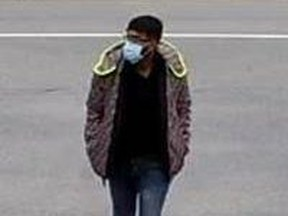 Investigators need help identifying this man who is suspected of visiting car dealerships in Halton Region and disappearing with high-end vehicles during test drives.