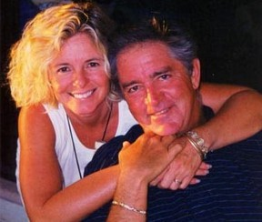 Canadian Craig Harrison (pictured here with his wife Lori) was murdered in Mexico.