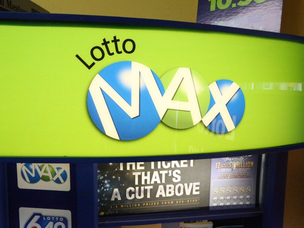 $60M Lotto Max ticket sold in Toronto