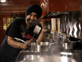 Toronto Raptors SuperFan  Nav Bhatia  shares his special dishes for the Thanksgiving holiday