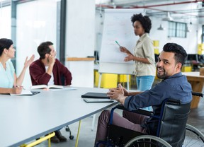 Inclusion in the workforce